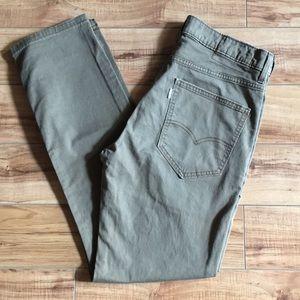 Levi's khakis jeans